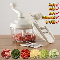 手动绞肉机 家用饺子馅碎菜机绞菜切辣椒小型搅拌机