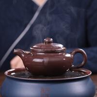 唐丰仿古紫砂壶原矿家用功夫泡茶壶办公手工壶单个礼盒装