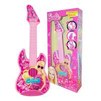 BARBIE 芭比公主吉他乐器玩具 绚丽吉他B103