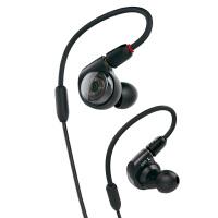 Audio Technica/铁三角 ATH-E40 双动圈入耳式监听耳机HIFI