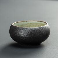 茶杯陶瓷家用功夫茶具粗陶品茗杯套装小号个人主人杯日式普洱闻香情人节礼物复活节