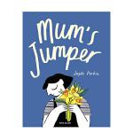 Mum's Jumper妈妈的卫衣 Jayde Perkin 英文原版艺术绘本