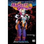 【预订】Harley Quinn Vol. 2: Joker Loves Harley (Rebirth)