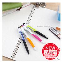 日本Pentel派通AS305摇摇活动铅笔 甩甩铅学生自动铅笔摇摇就能出铅