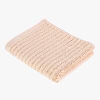 当当优品毛巾 A类加厚长绒棉毛巾面巾 35*74 银灰