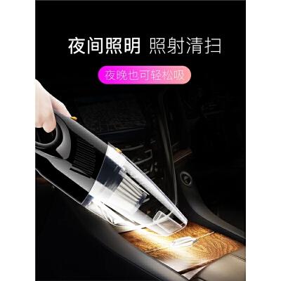 车载吸尘器无线汽车用大功率强力专用家用车内两用小型充电