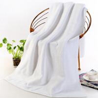 五星级酒店浴巾纯棉柔软大号男女吸水情侣家用全棉加厚大毛巾 140x70cm