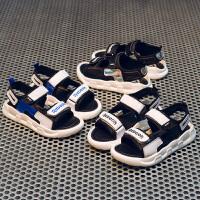 2019夏季新款女童凉鞋休闲运动凉鞋学生儿童男童中大童沙滩鞋