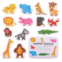 幼儿童宝宝大块拼图积木玩具女孩男孩1-2-3-6周岁