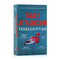 抄写 英文原版小说 Tran*ion 凯特阿特金森 Kate Atkinson 进口英语文学经典书籍life after