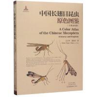 中国长翅目昆虫原色图鉴 河南科学技术出版社