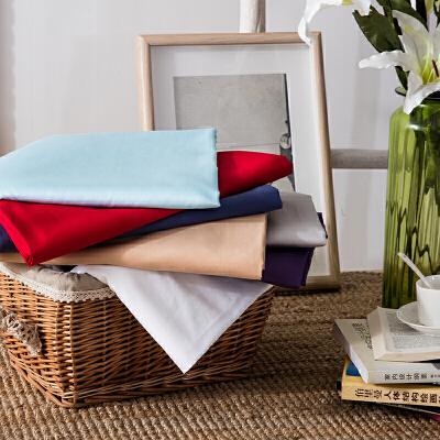 当当优品家纺 60支贡缎长绒棉纯色床单 200x230