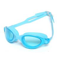 男女游泳泳镜装备游泳眼镜防水防雾高清时尚成人大框护目镜