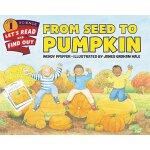 齐齐来读找原因:由种子变成南瓜英文原版LRFO:From Seed to PumpkinPfeffer
