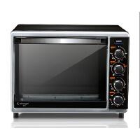 长帝电烤箱 CRTF42W 烤箱 家用大容量42L上下独立温控多功能烤箱