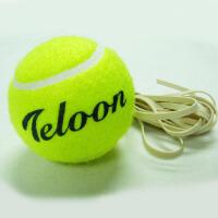专柜正品 Teloon/天龙网球 T802C-1 带绳网球 初学适用 训练用球