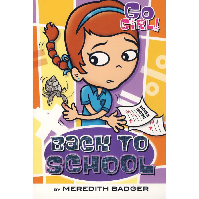 Go Girl!  12: Back to School 女孩加油 12