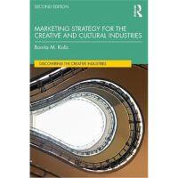预订Marketing Strategy for the Creative and Cultural Industrie