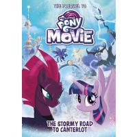 【预订】My Little Pony: The Movie: The Stormy Road to Canterlot
