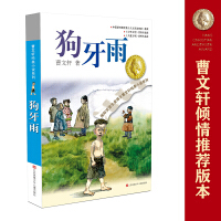 曹文轩纯美小说:狗牙雨