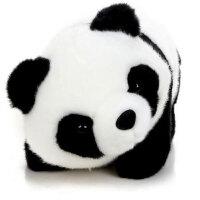 凯弘 生日礼物送女友老婆爱人朋友孩子创意礼品 走路熊猫 毛绒公仔25cm