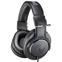 Audio Technica/铁三角 ATH-M20X 录音室可用 专业监听耳机