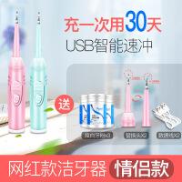 声波洗牙器牙结石家用去除牙垢工具口腔清洁牙齿洗牙洁牙神器机