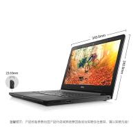 戴尔(DELL)14ER-6525B 14英寸笔记本电脑(i5-7200U 4G 500G 2G独显 win10)