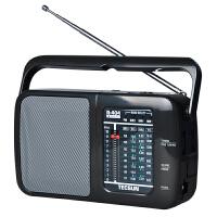 德生 R-404收音机 调频/全波段收音机 手提式可外放交直流收音机