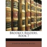 【预订】Brooks's Readers, Book 7