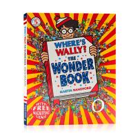威利在哪里?Where's Wally? The Wonder Book 英文原版绘本 找一找 迷你书 培养孩子专注力