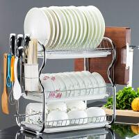 厨房置物架 碗架沥水架晾碗碟架餐具箱筷子筒放碗筷收纳盒厨房用品配件装厨具架洗碗柜盘子收纳