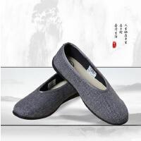 男女款老北京鞋太极鞋禅修鞋麻布鞋中邦鞋男女款老北京麻布橡胶底太极鞋禅修鞋