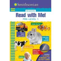 【预订】Smithsonian Readers: Read with Me! Pre Level 1