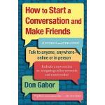 【预订】How to Start a Conversation and Make Friends: Revised a