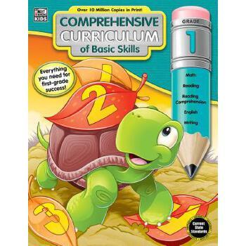 【预订】Comprehensive Curriculum of Basic Skills, Grade 1 预订商品,需要1-3个月发货,非质量问题不接受退换货。