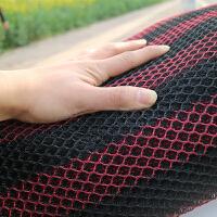 摩托车踏板车电动车坐垫套网套四季通用坐垫套网格套 黑色座垫套