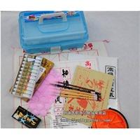 国画套装 马利国画颜料画笔等套装 国画 书法 工具