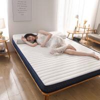 床�|乳�z��|家用�|子加厚�稳�W生宿舍床褥子���棉榻榻米海�d�| 2.0×2.2米床 (天然乳�z+���海�d,塌陷包�r