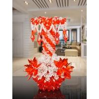 手工串珠花瓶 串珠手工花瓶材料包制作散珠子穿珠编织摆件客厅饰品配件B