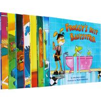 Froggy 英文原版 青蛙弗洛格系列 8册 青蛙小吉