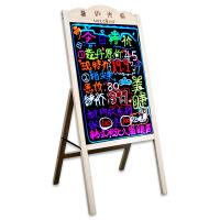 led电子荧光板广告板发光小黑板店铺用夜光牌展示牌手写字板 图片色