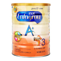 【当当自营】美赞臣 安儿宝A+ 婴幼儿配方奶粉3段 900g/桶(美赞臣三段)