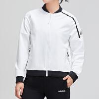 adidas女服外套夹克2019新款ZNE休闲运动服DW5726