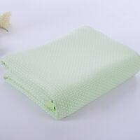婴儿冰丝毛毯子竹纤维儿童盖毯宝宝夏季凉被新生儿空调被毛巾被薄定制