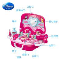 冰雪奇缘玩具公主爱莎艾莎彩妆盒儿童化妆玩具女孩过家家玩具3-4-5岁