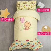 婴儿被子纯棉加厚儿童小棉被幼儿园盖被春秋新生儿宝宝用品秋冬季