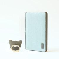 充电宝 充电宝苹果x可爱卡通少女10000毫安移动电源20000M大容量6plus创意个性随