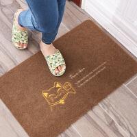 家用进门口吸尘地垫 卫浴室防滑踩脚垫子卧室地板垫定制地毯门垫定制