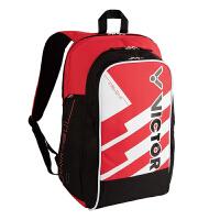 威克多VICTOR BR6010羽毛球包 俱乐部TEAM系列休闲款羽网两用运动双肩背包